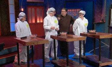 Emeril Plays the Appetizer Annihilation Game