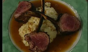 Emeril's Recipe for Lamb with Sauce Perigueux