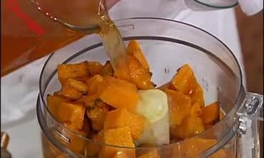 Firehouse Thanksgiving: Butternut Squash Soup