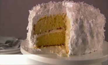 How To Bake And Produce A Coconut Layer Cake