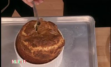 How to Make a Parmesan Cheese Souffle, Part 2