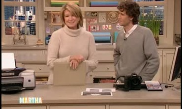 Video: Make Your Own Photo Frames and Scrapbook | Martha Stewart