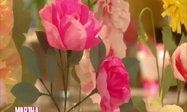 Learn to Make 'Real' Poppies with Tissue Paper