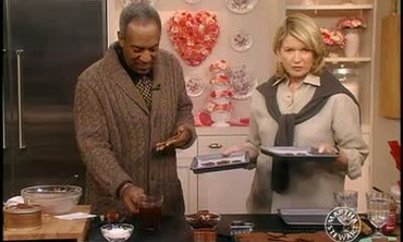 Making an Ice Cream Sandwich with Bill Cosby