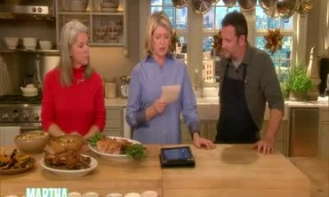 Martha and the Cooking Experts Answer Tweets