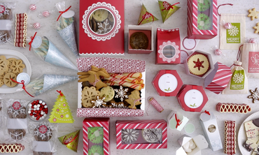 Martha Stewart Crafts Holiday Food Packaging