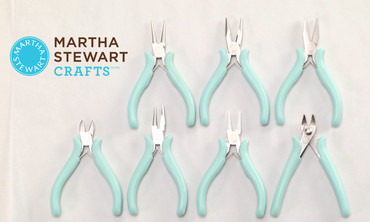 Martha Stewart Crafts Jewelry Tools Overview
