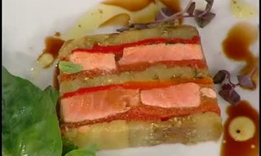 Salmon Terrine and Sardine Terrine Recipes