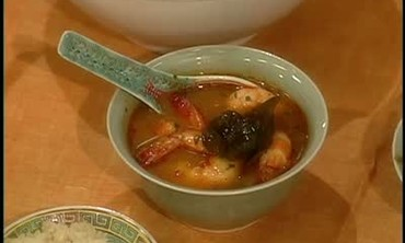 Thai Hot and Sour Shrimp Soup With Su-mei Yu