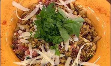 Antipasto Pasta Salad With Vinaigrette Part 2
