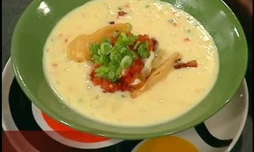 Cheddar Cheese Soup With Fricos Recipe Part 2