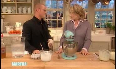 Chef Blumenthal's Cream Soda Vanilla Ice Cream