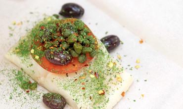 Cook Martha Stewart's Fish en Papillote Recipe