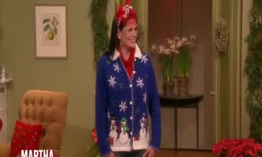 Crazy Christmas Sweaters and Holiday Helpline