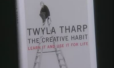 Creative Process of Choreographer Twyla Tharp