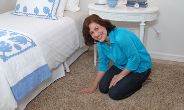 Learn & Do: How to Choose Custom Bound Carpet
