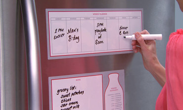 Martha Stewart Home Office Dry Erase Decals
