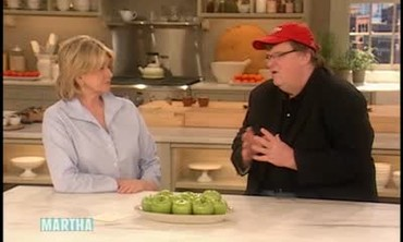 Michael Moore Explores the Financial Meltdown