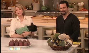 Name Martha's Kitten and Actor Ricardo Chavira
