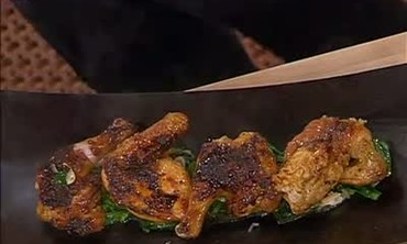 Roasted Buddha Chicken and Peking Duck, Part 3
