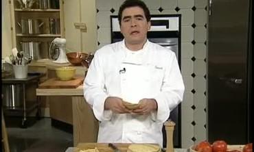 Tortilla Chicken and Acorn Squash Soup, Part 1