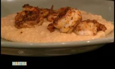 Traditional Shrimp and Grits with Joe Barnett