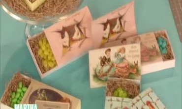 Transform Vintage Cards into Functional Gifts