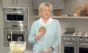 Martha Stewart's Favorite Chocolate Chip Cookie Recipe