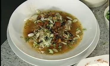 Bacalhau, a Traditional Portuguese Wedding Stew