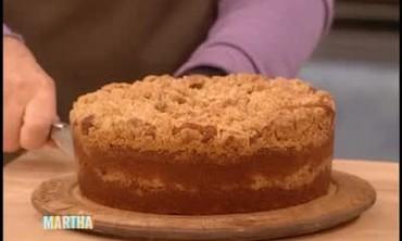 Cardamom Streusel Coffee Cake, Part 2