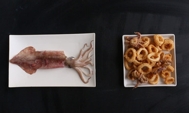 How to Prepare Squid for Crispy Fried Calamari