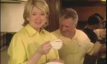 Making the Perfect Cappuccino at Via Quadronno