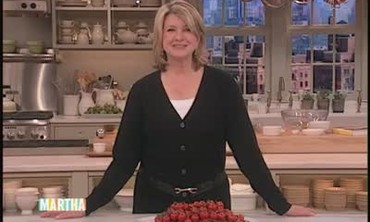 Martha Stewart Gives Advice To Guest Questions