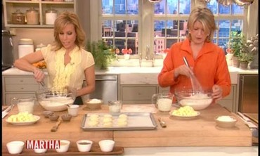 Martha Stewart's Recipe for Buttermilk Biscuits