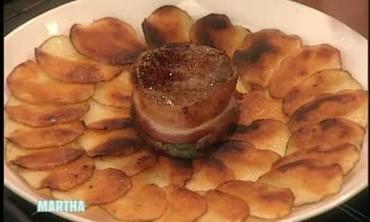 Patagonian Potato Galette with Francis Mallman