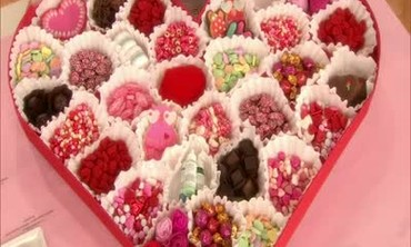 Personalize Your Valentine's Day Candy Gift Box