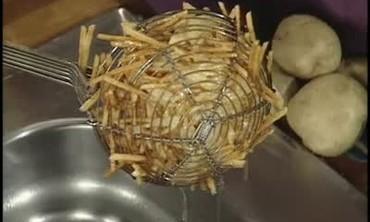 Potato Preparation with Kitchen Gadgets, Part 1