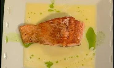 Satsuma Orange Butter Sauce with Salmon Part 2