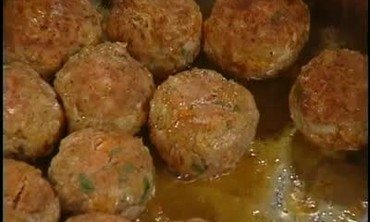 Tailgating Jam: Garlic Meatball Poor Boy Part 2