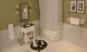 Video Affordable Bathroom Renovation Before And After Martha Stewart - Bathroom renovation videos