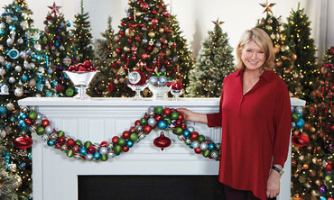 Ask Martha: Creating an Ornament Garland