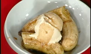 Delicious Bananas Foster Served Up Creole Style