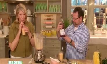 Mango, Pineapple, and Yogurt Smoothie Recipe