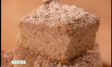 How to Bake Gluten and Allergen Free Crumb Cake