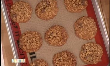 How to Make Chewy Cherry Oatmeal Cookies, Part 2