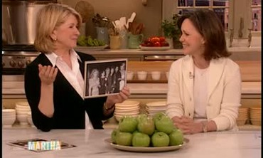 Sally Field Stops By To Talk About Osteoporosis