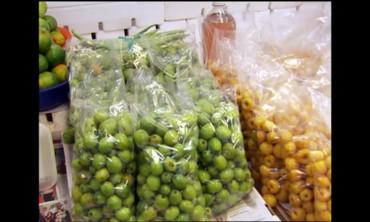 Shopping at Merida Market with Davie Sterling