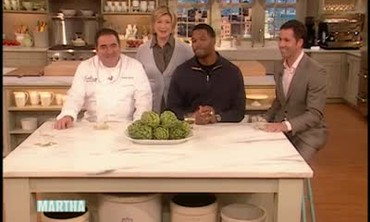 Thank You Emeril, Michale Strahan and Brian Boye