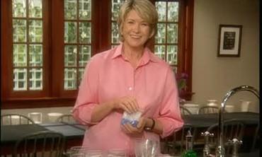 Ask Martha: Removing Adhesive and Washing Glasses