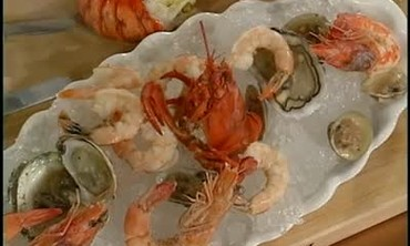 Cooking with Shellfish - Chilled Seafood Platter